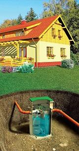 Системы автономной канализации
